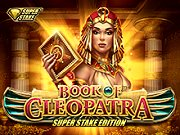 book of cleopatra super stake
